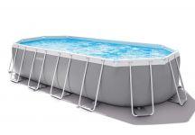 INTEX Prism Frame Oval Pool 503x274 26796