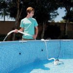Intex Pool Ablass Tauchpumpe 28606