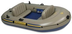 Intex 3 Personen Boot -Set Excursion 3 68319