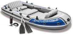 Intex 5 Personen Boot -Set Excursion 5 68325