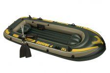Intex Schlauchboot Set Seahawk 4 68351