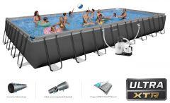 INTEX Ultra XTR Frame Pool 975x488x132 cm 26374