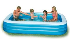 Intex Schwimm Center Family Pool 58484