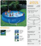 INTEX Swimming Pool Ocean Reef 366x76cm 54906