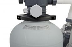 Intex Sandfilter + Chlorinator Kombination 56m³ 26680