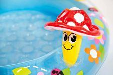 INTEX Baby Pool im Plizdesign 57114