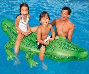 INTEX Reittier Krokodil 58562