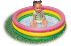 INTEX Baby Pool mit 3 Ringen 58924