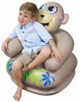 "INTEX Kindersessel ""Teddy"" aufblasbar 68556"