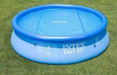 Intex Solarplane für 244 cm Easy-Pool 29020
