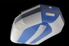 Intex 3 Personen Profi Boot-Set Mariner 3  68373