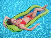 INTEX Mesh Lounge grün Wasserliege 58836EU