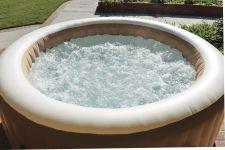 Whirlpool PureSpa Intex SPA Bubble Therapy + Kalkschutz 28476