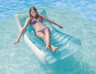 INTEX Luftmatratze Wasserliege Rockin` Lounge 58856EU
