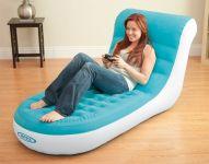 INTEX Splash Lounge Luftmatratze Schwimmliege Sessel Fernsehsess
