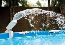 Intex Multi-Color LED Pool Sprayer Wasserfontäne 28089