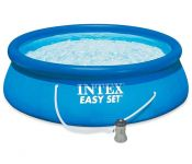 INTEX Swimming Pool Easy Set 396x84cm 28142 GS