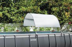 Intex Sonnendach Sonnenschutz Pool Canopy für Frame Pools 28050