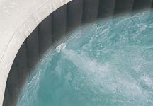Whirlpool Intex Jet + Bubble XXL Kalkschutz +Salzwasser 28456