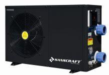 Hanscraft Wärmepumpe ELITE 40 mit 9 KW Heizleistung + WIFI