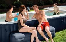 Whirlpool Pure SPA Set - Bubble Spa + Pool Kombination 28492
