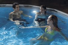 Intex LED Pool Beleuchtung für 32mm Poolanschluss 28691