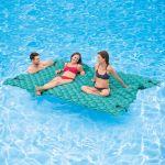 Intex Lounge Luftmatratze Badeinsel Wassermatte 56841