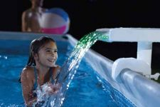 Intex Multi-Color LED Wasserfall Cascade 28090