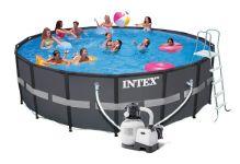 Intex Ultra XTR Frame Pool Set 610x122 + Sandfilter 26334
