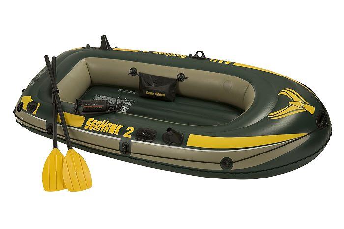intex schlauchboot set seahawk 2 68347. Black Bedroom Furniture Sets. Home Design Ideas