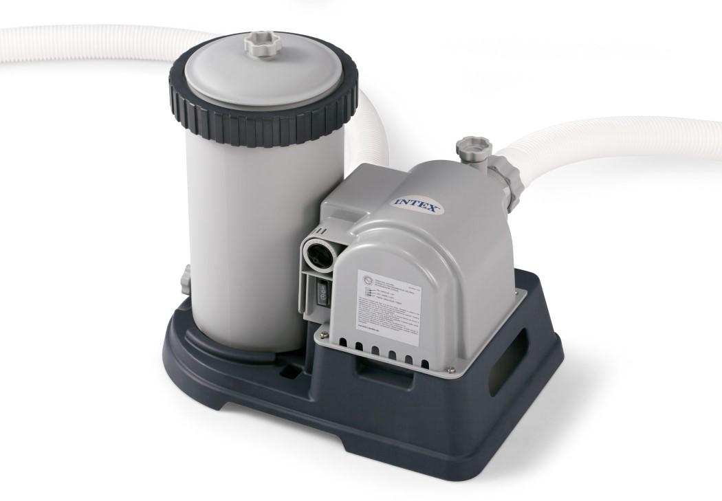 intex pool filterpumpe 9462 l h 56634 gs. Black Bedroom Furniture Sets. Home Design Ideas