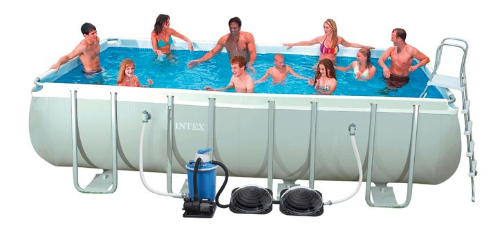Marvelous Intex Pool
