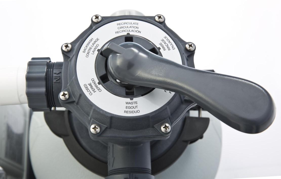 Intex sandfilter chlorinator kombination 56m 28680 for Gunstige poolsets