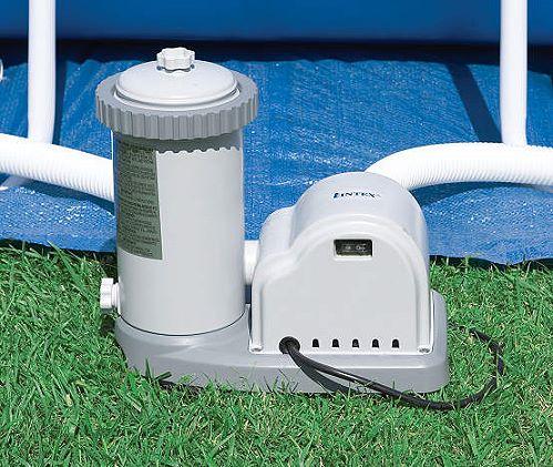 Intex Ersatz Filterpumpe 5700 Lh