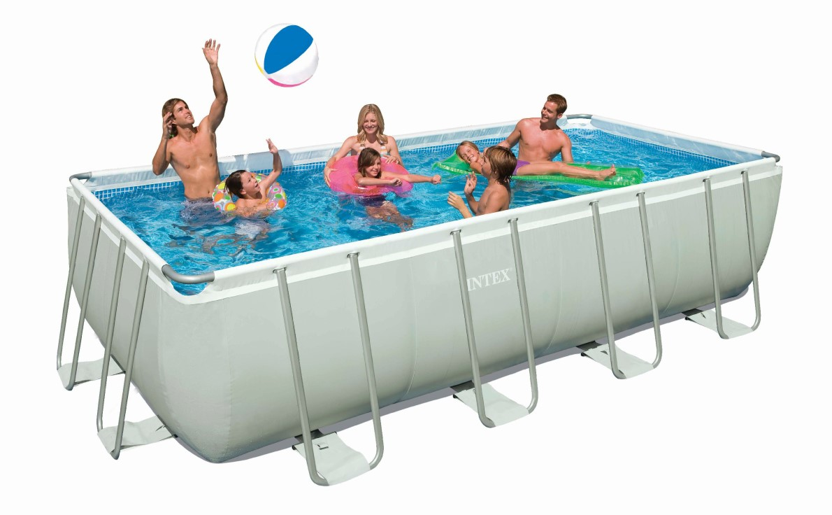 Intex swimming pool ultra frame 549x274x132 cm 26352 for Intex swimming pools australia