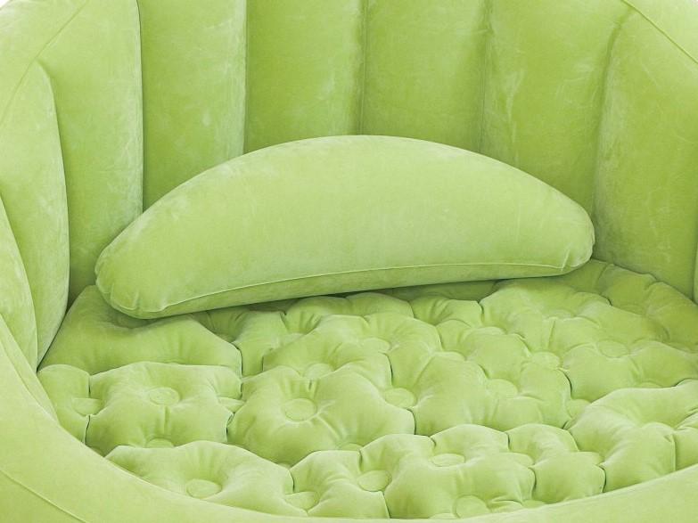 Intex Aufblasbarer Sessel Loungen Chair 68563