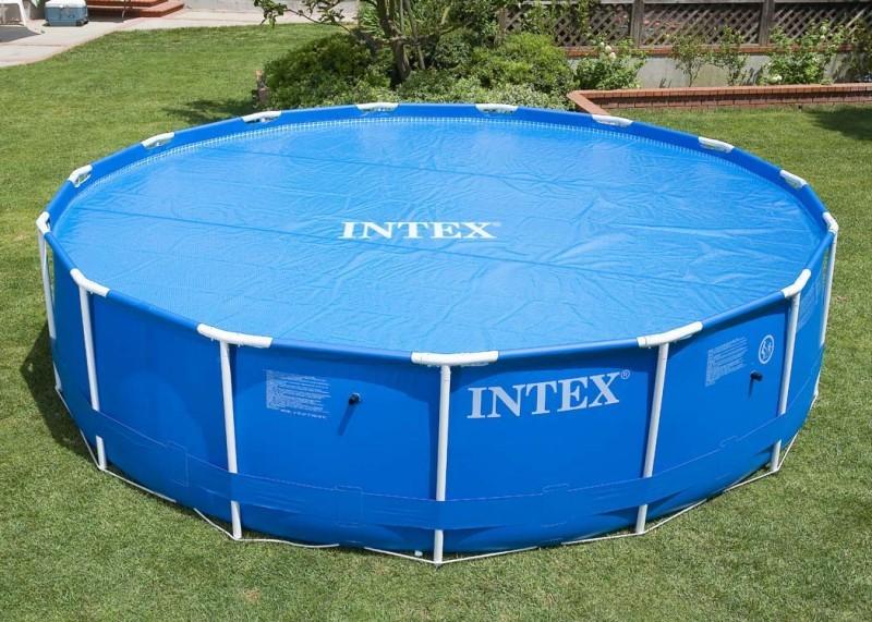 intex solarplane f r 488 pools 59956. Black Bedroom Furniture Sets. Home Design Ideas