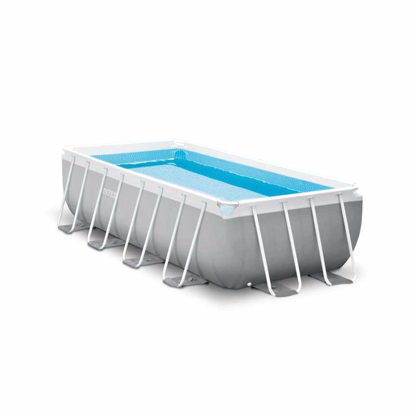 Intex prism frame pool 400x200x100 26776 - Intex prism frame ...
