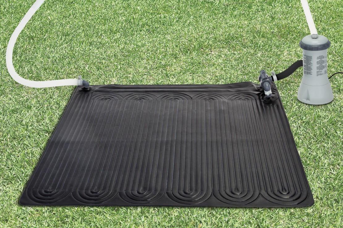 Intex solarmatte poolheizung 28685 for Chauffage solaire pour piscine pas cher