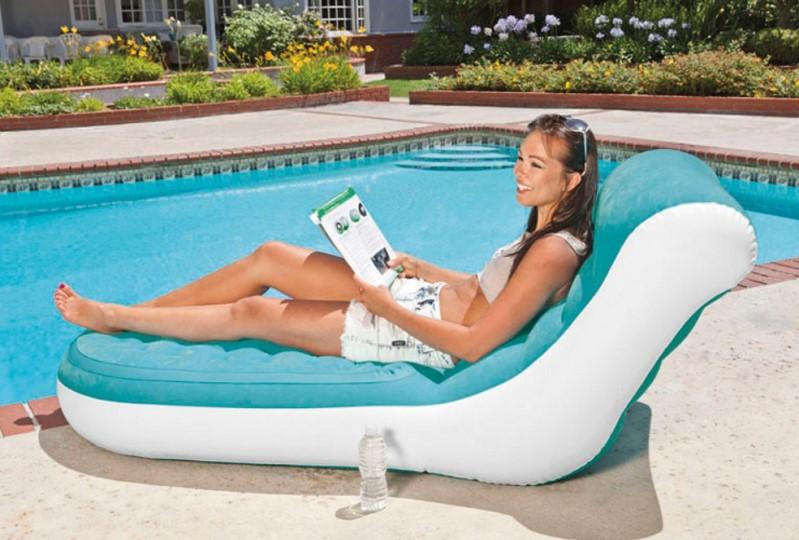 intex splash lounge luftmatratze schwimmliege sessel fernsehsess. Black Bedroom Furniture Sets. Home Design Ideas