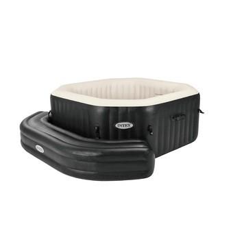 sitzbank f r intex octagon xxl whirlpool purespa 28509. Black Bedroom Furniture Sets. Home Design Ideas