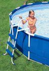 INTEX Leiter 107cm f. Easy-Set Pools 28061