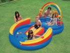 Intex Pool Ring Playcenter mit Rutsche 57453