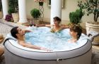 Luxus Whirlpool Bubble Spa B-140 Elegance 81073