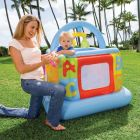 INTEX Laufstall Baby Gym Soft-Side 48473
