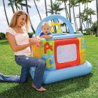 INTEX Laufstall Baby Gym Soft-Side 48473