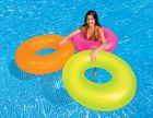 INTEX Schwimmring Wasserspielring Neon Frost 59262
