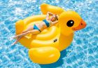 Intex Badeinsel Mega Yellow Duck Island 56286
