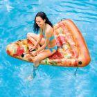 Intex Luftmatratze Pizza Slice 175x145cm 58752